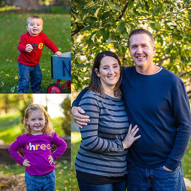 Roman Hidalgo Photography De Jonge Fall Family Shoot London Ontario